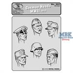 German Heads #2 WW2