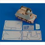 German Gw.39(H) 7,5/10,5cm Set #2
