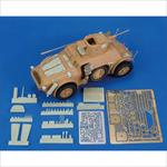 Autoblinda AB41 add-on (for Italeri)