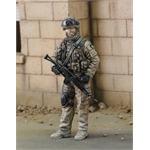 Italian alpine soldier Afghanistan 2008/09