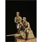 Leutnant und Marschall der Lodi Kavalleri