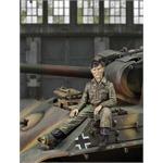 Crewman SS Panzerdivision