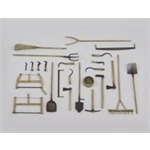 Assorted Farm tools