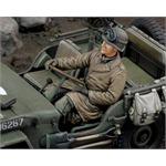 U.S. Jeep driver Infantry (WWII)