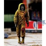 Zombie in ABC coverall (Zombie series 1:35)