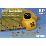Leaf maker Punch - Birch / Birke - Blätterstanze