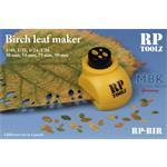 Leaf maker Punch - Birch / Birke - Blätterstanze