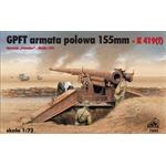 GPFT 155mm Feldkanone