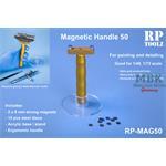 Magnetic Handle w/ acrylic basement