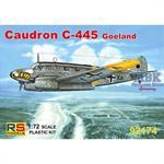 Caudron C-455 Luftwaffe