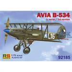 Avia B-534 I. Version