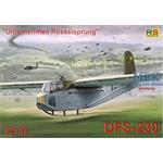 DFS-230 Unternehmen Rösslesprung