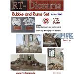 Trümmer-Set zum Dioramenbau