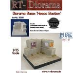 Diorama-Base: Hesco Bastion