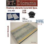 Roadway elements (concrete)