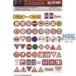 Printed Accessories: Traffic-Signs