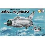 MiG-21MFN (10x Czech camo incl Tiger Meet)