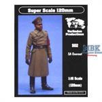 Schwarze Serie - SA Overcoat