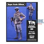 Schwarze Serie - SS Cavalry Officer