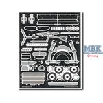 Porsche 917K up-grade PE-parts