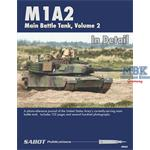 M1A2 Main Battle Tank in Detail Volume 2