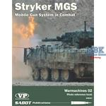Stryker MGS Warmachines Photo Reference Book