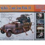 Sd.Kfz.7 mit 5cm FlaK41