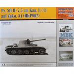 PzSfl.II - 7,5cm L/41 auf Zgkrw.5t (HKP902)