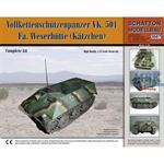 Vollketten-SPz VK5.01 (Weserhütte-
