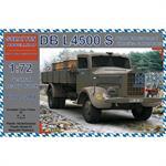 DB L4500 S Stahlfahrerhaus