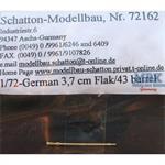 3,7cm Flak43