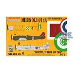 Miles M.14 Hawk III/ Magister Mk.I Egypt, Turk, Th