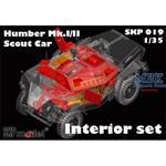 Interior set for Humber MK I/II