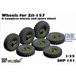 Wheels for Zil-157