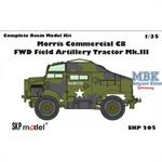Morris Commercial C8 FWD Field Artillery Tractor