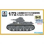 Pz.Kpfw.38H735(f) Light Tank (2in1)