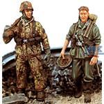 SS Infantry men WW2