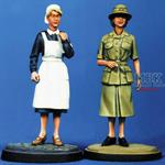 German Nurses WW2