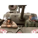 US Tank Crew 2 WW2