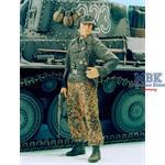 German SS Panzer Crewman