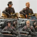 German Tank Crew Set