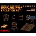 Middle Eastern Roof-Mounted Facilities Set