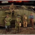 British Tank Corps BigSet