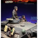 German Tank Crew 1939-45