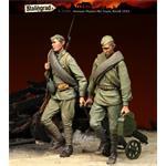 Russian Maxim MG Team, Kursk 1943