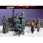 The Dinner, eastern Front 41-45´ Big Set 6 Figures