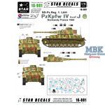 PzKpfw IV Ausf J - SS-Pz.Reg. 1 LAH 1:16