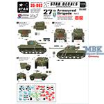 27th Armoured Brigade #3