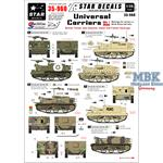 Universal Carriers Mk I