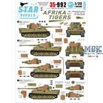 Afrika Korps Tigers #1. s.Pz-Abt. 501. and 10. PD